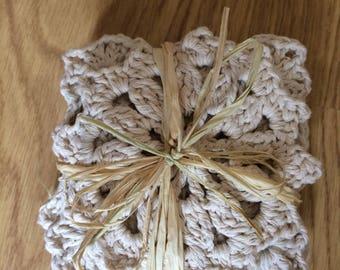 Coasters/Tableware/Cup placemat/doilies/crochet doilies/Set of placemat