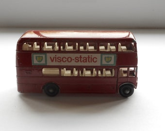 Matchbox Lesney No 5 Routemaster London Bus Visco Static, Made in England 1968