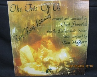 The Two of Us Easy Easy Listining Music by Don McGlory - Ocean State Records