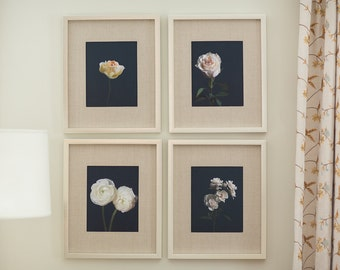 SET OF 4 - moody blooms for mental health