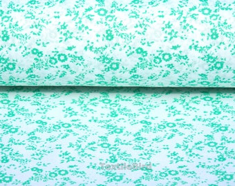 Glorima Bright Green Flower-150 cm wide