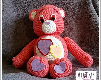 A care bears of love for Valentine
