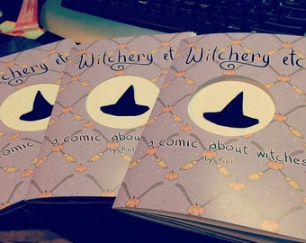 Witchery etc. Issues
