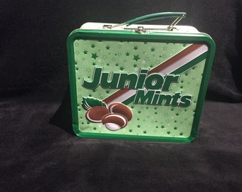 Junior Mints Lunchbox, Thermos Brand