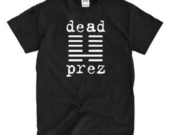 Dead Prez - Black T-shirt