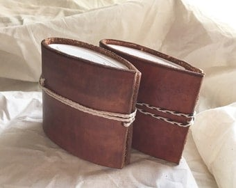 Leather Field Journal