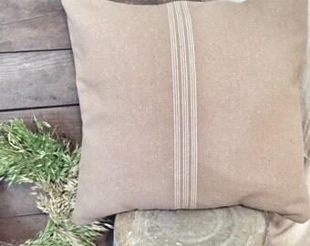 Grainsack Pillow Covers