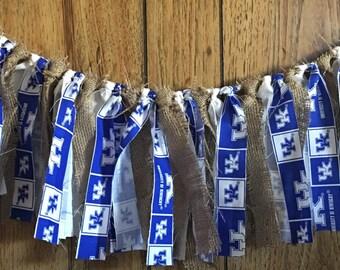 University of Kentucky-rag garland-boy