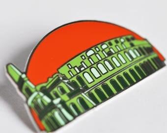 Coliseum Hard Enamel Pin
