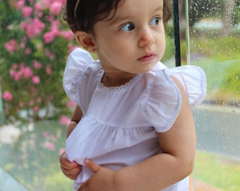 BLUSH RUFFLE BLOOMER