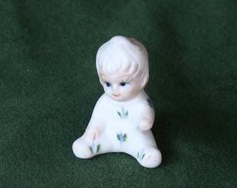 Ceramic Baby Doll