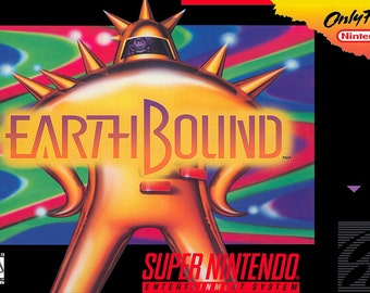 Magnet EarthBound