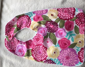 Large Cloth Baby Bibs