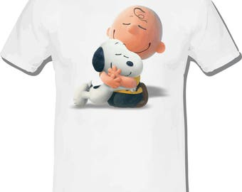 Snoopy and Charlie Brown Love