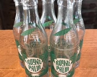 Royal Palm Bottle