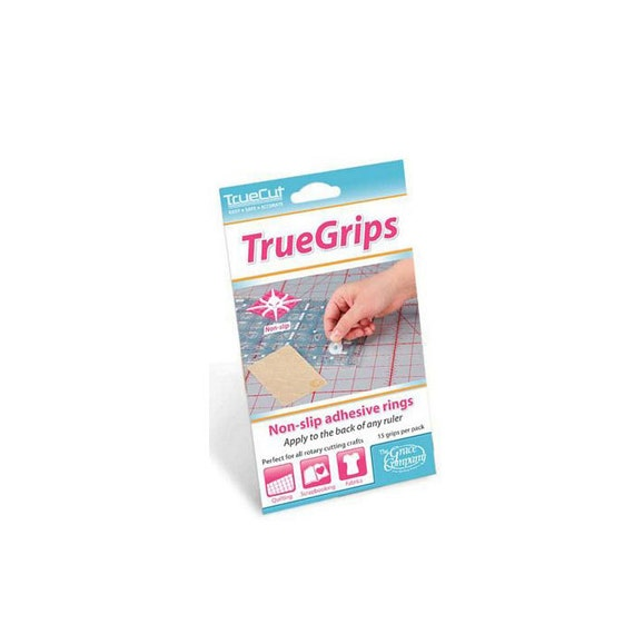 True Grips - Ruler Grips - Quilters Ruler Grips