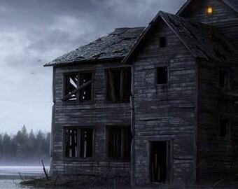 Method to exorcise a haunted house