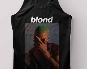 Frank Ocean Shirt Frank Ocean blond Tank Top Frank Ocean Blonde T-Shirt