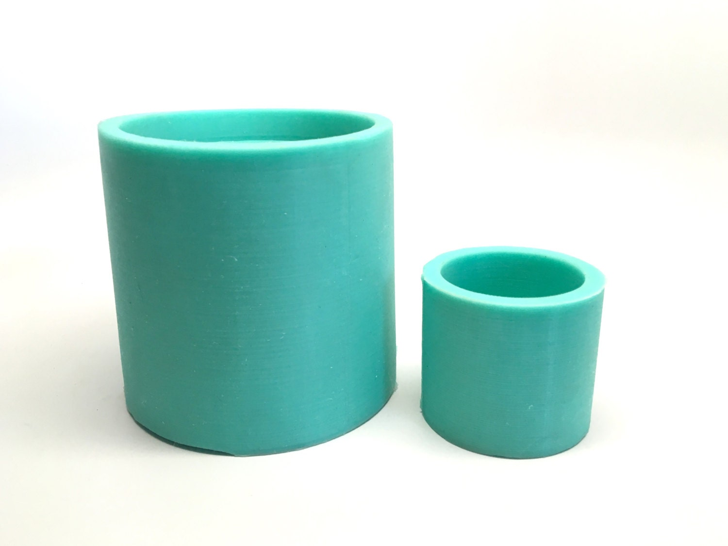 4 Quot Cylindrical Planter Mold Silicone Geometric Mold