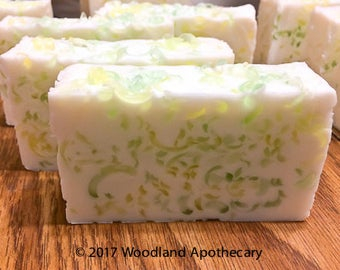 Glycerin Soap - Ginger Lime