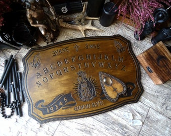 Ouija board, Santa Muerte