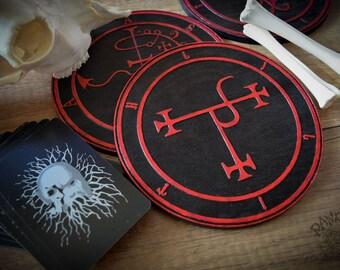 Altar pentacle, sigil, Lilith