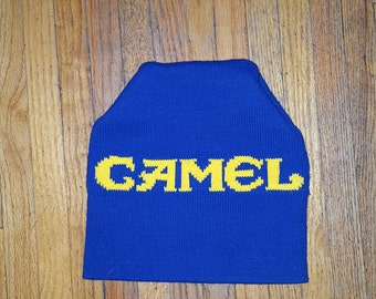 Camel cigarettes beanie winter hat