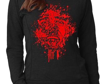 American Psycho (Christian Bale) Women's Sweatshirt