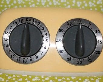 vintage timer  etsy, Kitchen design