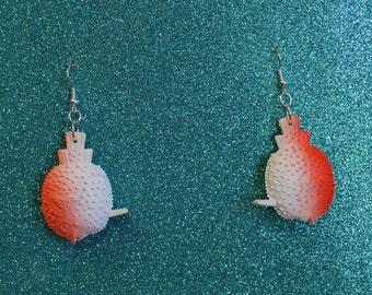 Pufferfish Earrings
