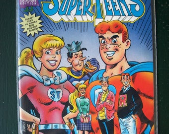Archie's Super Teens no. 1, NM