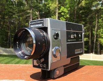 Argus-Cosina Model 706 Super 8 Camera