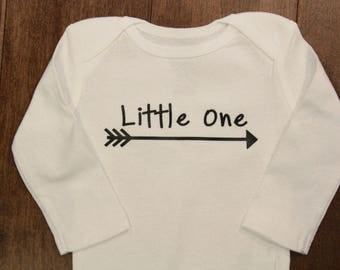 Little One, New Baby Bodysuit, Little One Shirt, Little One, Little Ones, New Baby, Baby Shower Gift, New Baby Gift,