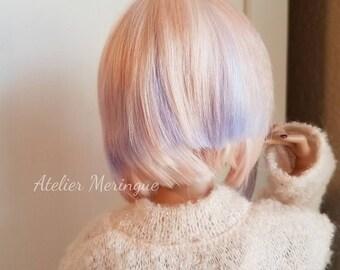 Custom Alpaca Wig