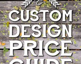 2017 Custom Design Price Guide