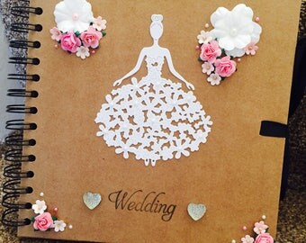 Wedding Guestbook/ Wedding Planning Book