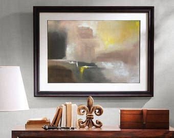 Oil Painting Wall Art Canvas Abstract Painting Oil Painting Modern Art Abstract Oil Painting On Canvas by Julia Kotenko