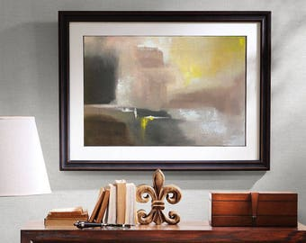 Abstract Oil Painting Wall Art Canvas Abstract Painting Original Oil Painting Modern Art Abstract Oil Painting On Canvas by Julia Kotenko