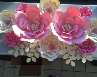 20% off Use code Springsale17-Paper Flowers Set