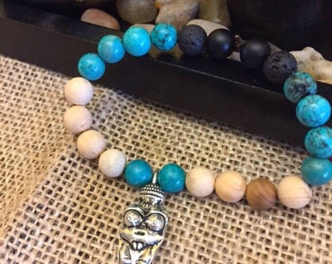 Heart opening Goddess Bracelet