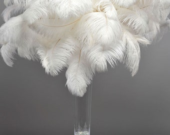 Beautiful Ostrich feather 70-80 cm (white, black, purple)-ostrich feathers 70-80 cm (white, black, purple)-