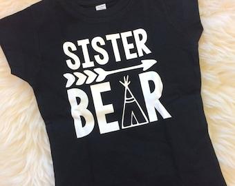 Sister Bear tee