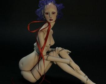 Doll Bjd Ball Jointed Doll by Juliya Nechaeva - Bunnies