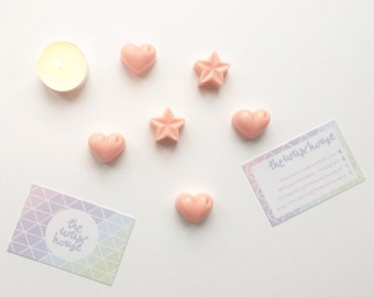 Pink Grapefruit - 6 Wax Melts