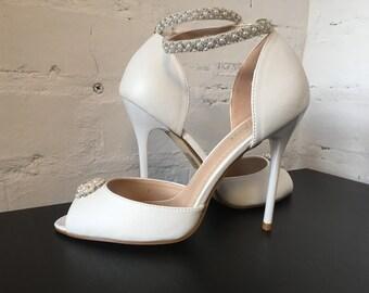 Juniper (bridal wedding shoes)