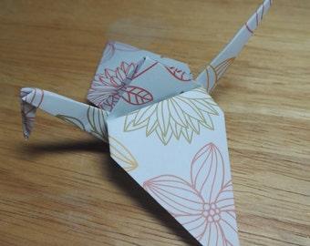 20 Origami Crane Wedding Favors B2/6