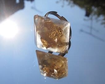 Ring Crystal Maya