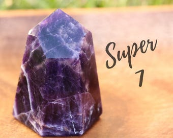 Super Seven Melody Stone Points