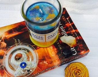 Mortal Instruments Inspired Love Blended Candles - Malec - Magnus & Alec