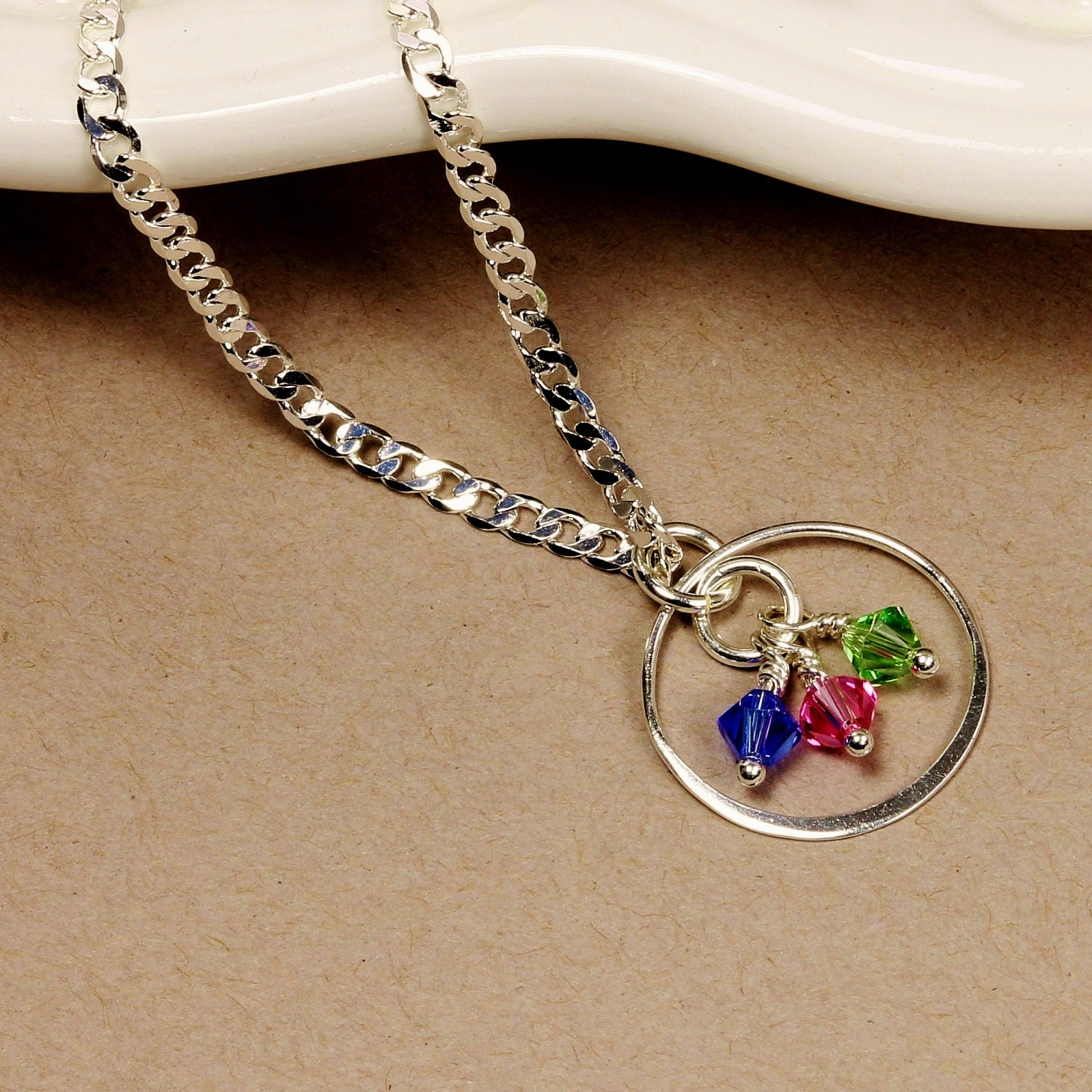 birthstone jewelry for birthstone necklace personalized jewelry birthstone 2220